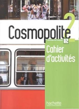 Imagem de COSMOPOLITE 2 - CAHIER D´ACTIVITES + CD AUDIO (A2)