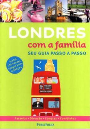 Imagem de LONDRES COM A FAMILIA - SEU GUIA PASSO A PASSO