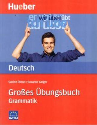 Imagem de GROßES UBUNGSBUCH DEUTSCH GRAMMATIK - NIVEAU A2-B2