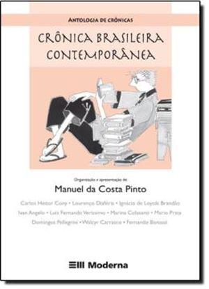 Imagem de ANTOLOGIA DE CRONICAS - CRONICA BRASILEIRA CONTEMPORANEA