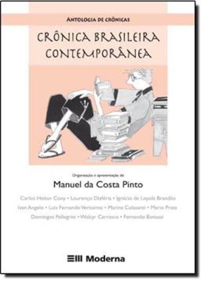 Picture of ANTOLOGIA DE CRONICAS - CRONICA BRASILEIRA CONTEMPORANEA