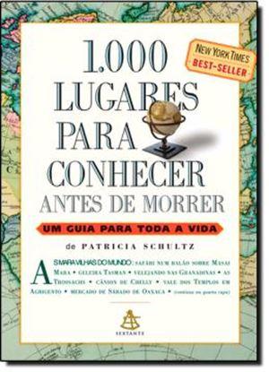 Imagem de 1000 LUGARES PARA CONHECER ANTES DE MORRER 1ª EDICAO