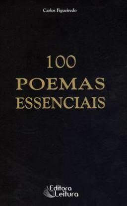 Imagem de 100 POEMAS ESSENCIAIS DA LINGUA PORTUGUESA