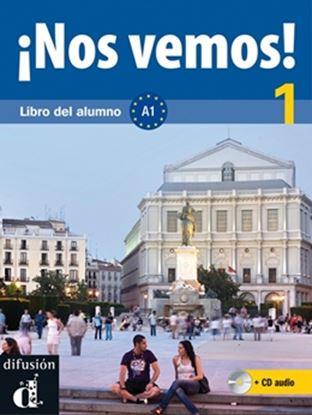 Imagem de ¡NOS VEMOS! A1 - LIBRO DEL ALUMNO + CD AUDIO