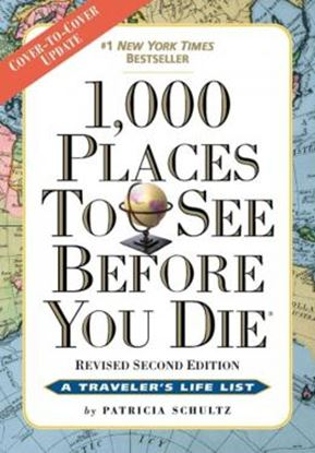 Imagem de 1000 PLACES TO SEE BEFORE YOU DIE - 2ND ED