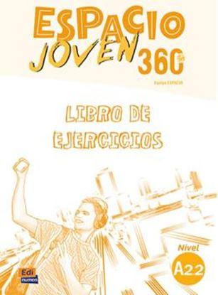 Imagem de ESPACIO JOVEN 360 A2.2 - LIBRO DE EJERCICIOS