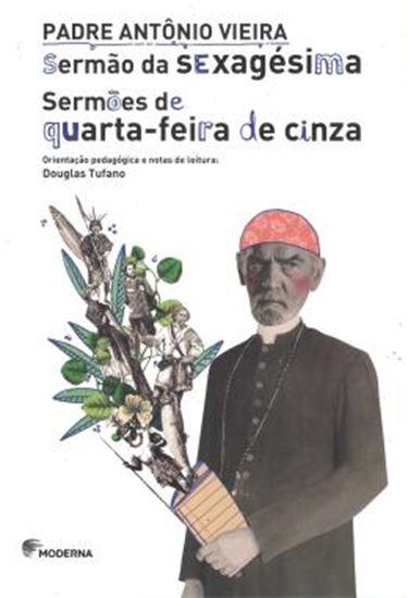 Picture of SERMAO DA SEXAGESIMA - SERMOES DE QUARTA-FEIRA DE CINZA