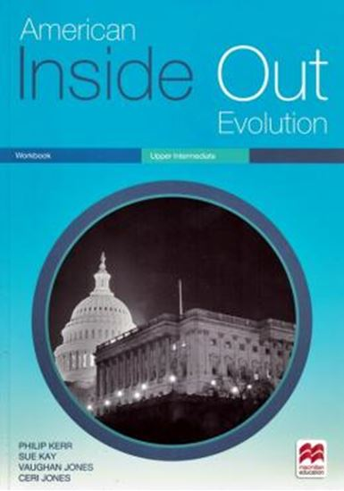 Picture of AMERICAN INSIDE OUT EVOLUTION UPPER INTERMIDIATE WB