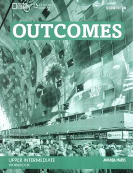 Picture of OUTCOMES UPPER INTERMEDIATE WORKBOOK WITH AUDIO-CD - 2ND ED