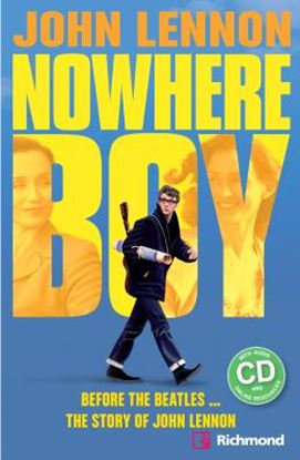 Imagem de JOHN LENNON - NOWHERE BOY WITH AUDIO CD