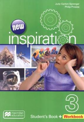 Imagem de NEW INSPIRATION 3 STUDENT´S WITH WORKBOOK - 2ND ED