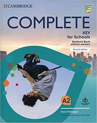 Imagem de COMPLETE KEY FOR SCHOOLS SB WITHOUT ANSWERS WITH ONLINE PRACTICE - 2ND ED.