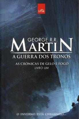Imagem de GUERRA DOS TRONOS - AS CRONICAS DE GELO E FOGO VOL. 1 - 4º ED
