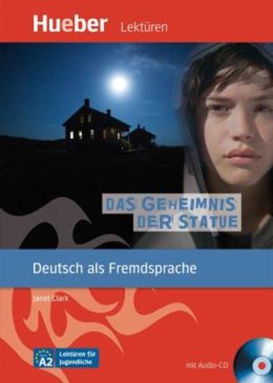 Picture of LESEHEFT, DAS GEHEIMNIS DER STATUE, + CD