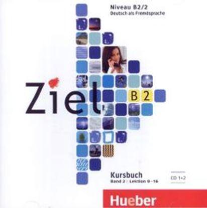 Imagem de ZIEL B2/2 - 2 AUDIO CDS ZUM KURSBUCH