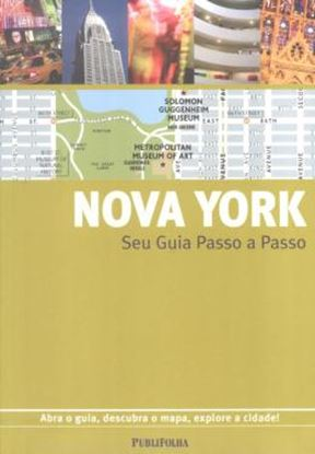 Imagem de NOVA YORK - SEU GUIA PASSO A PASSO - 11ª ED