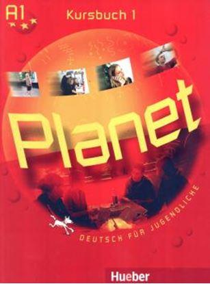 Imagem de PLANET 1 KURSBUCH (TEXTO)
