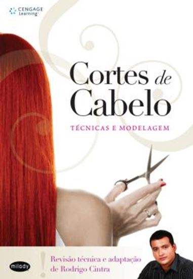 Picture of CORTES DE CABELO - TECNICAS E MODELAGEM