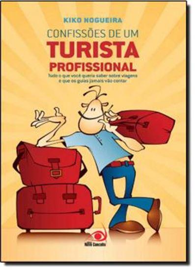 Picture of CONFISSOES DE UM TURISTA PROFISSIONAL