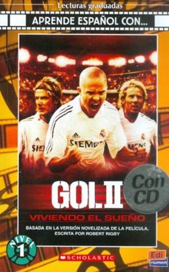 Picture of GOL II - VIVIENDO EL SUENO - LIBRO + CD AUDIO