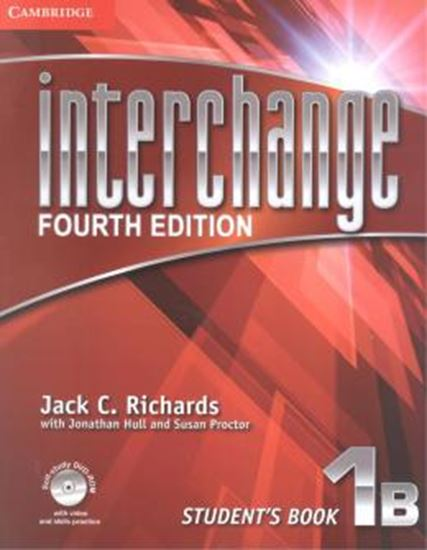 Picture of INTERCHANGE 1B SB SELF-STUDY DVD-ROM AND ONLINE WB - 4TH ED