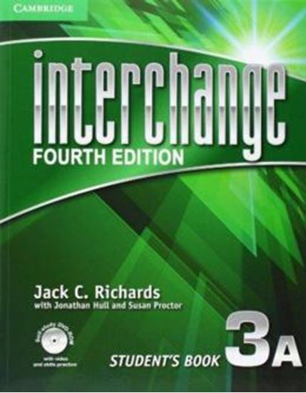 Picture of INTERCHANGE 3A STUDENTS BOOK SELF-STUDY DVD-ROM AND ONLINE WORKBOOK PACK - FOURTH EDITION