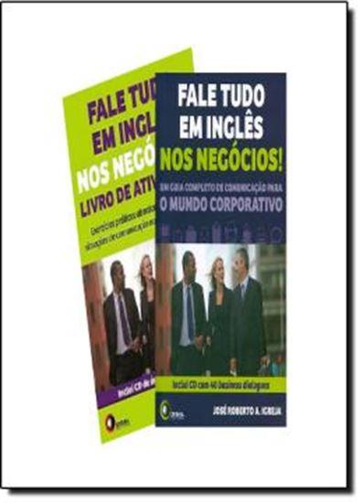 Picture of FALE TUDO EM INGLES NOS NEGOCIOS - PACK